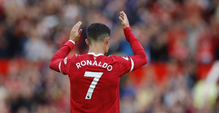 Ronaldo maakt meteen indruk bij Man United: 'Niemand durfde het toetje te eten'