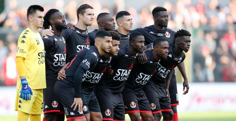 Standard en Seraing laten hart zien: Clubs veilen shirts voor goede doelen