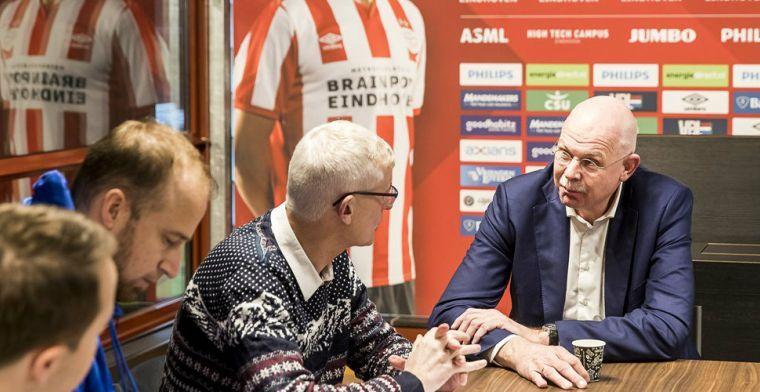Clubs 'jaloers' op organisatie PSV: 'Maakt niet uit dat we er al lang zitten'