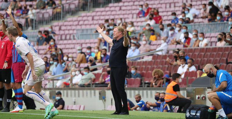 'Barça blundert weer met blessure, totale verwarring en bezorgdheid'