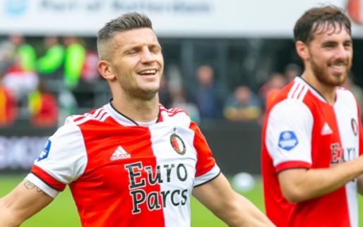 Afbeelding: Linssen doet Feyenoord tekort: 'Die derde had er zeker in gemoeten'
