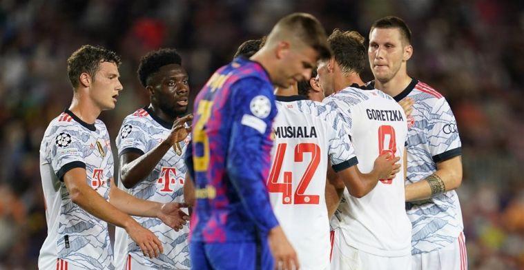 Barcelona wordt he-le-maal weggespeeld: Bayern München is de baas in Camp Nou