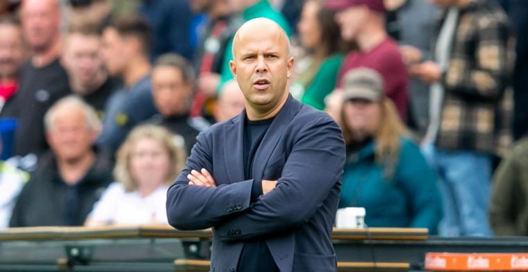 Slot uit kritiek op Feyenoorder: 'Het was niet voldoende, hij moet vaker helpen'