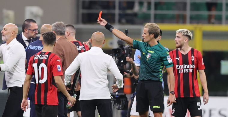 Lazio-coach Sarri kent zijn schorsing na akkefietje met Saelemaekers