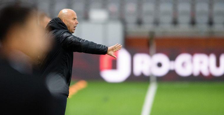 Feyenoord begint Conference League-campagne met doelpuntloos gelijkspel