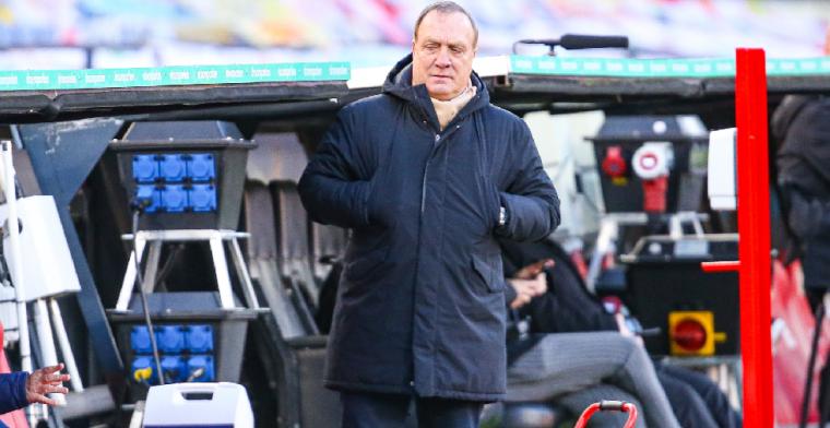 'Toen Advocaat bekendmaakte te stoppen, kwam er meer oppositie van de spelers'