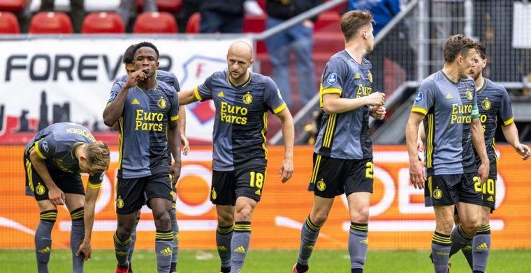 Feyenoord gaat op rapport: één onvoldoende en drie 'studententienen'