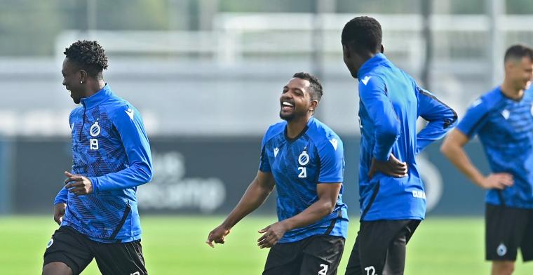 Club Brugge-spelers zullen het uitvechten: Iedereen zal voor Messi's shirt gaan