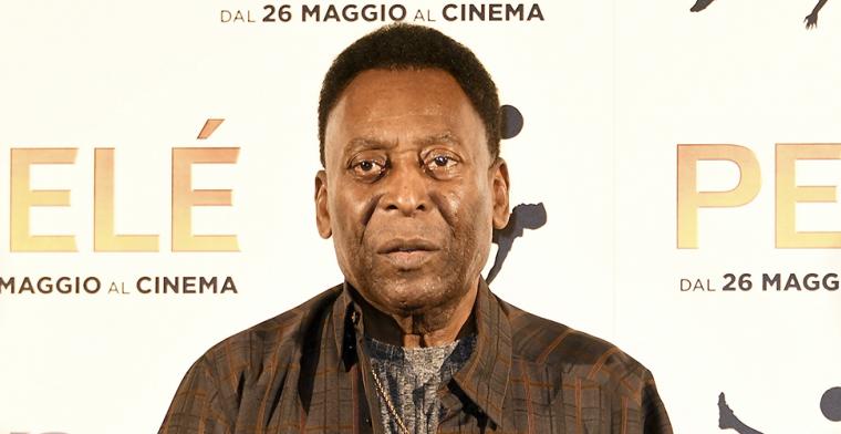 Goed nieuws uit Brazilië: Pelé mag intensive care verlaten na darmoperatie