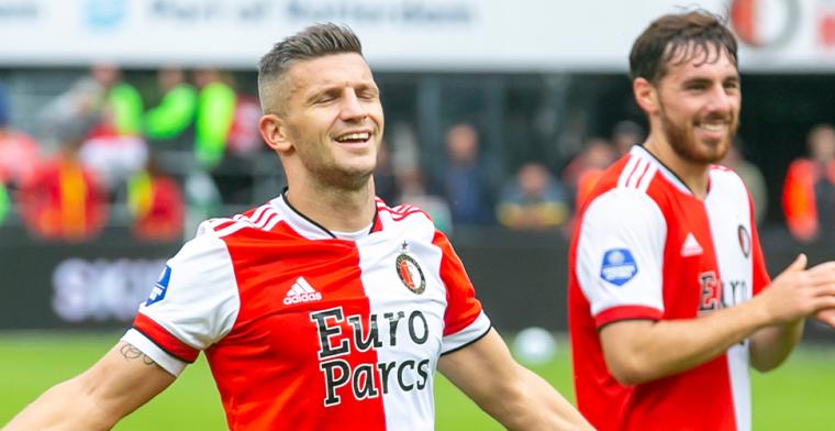 Linssen doet Feyenoord tekort: 'Die derde had er zeker in gemoeten'