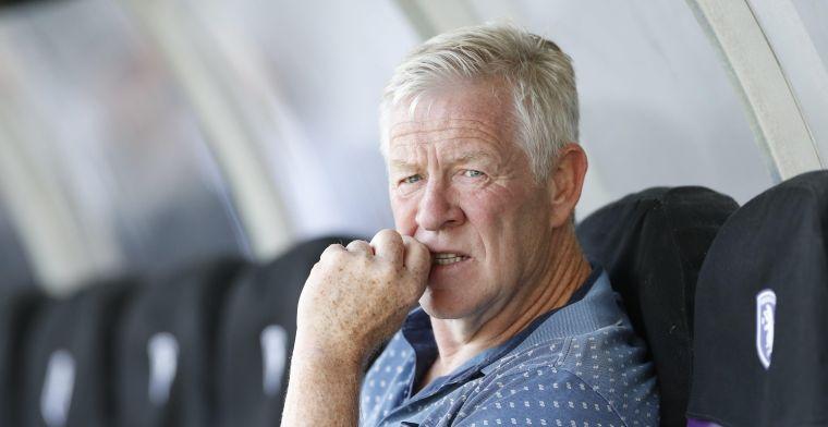 'Bestuur Beerschot nam nog geen beslissing, maar ontslag Maes lijkt onafwendbaar'