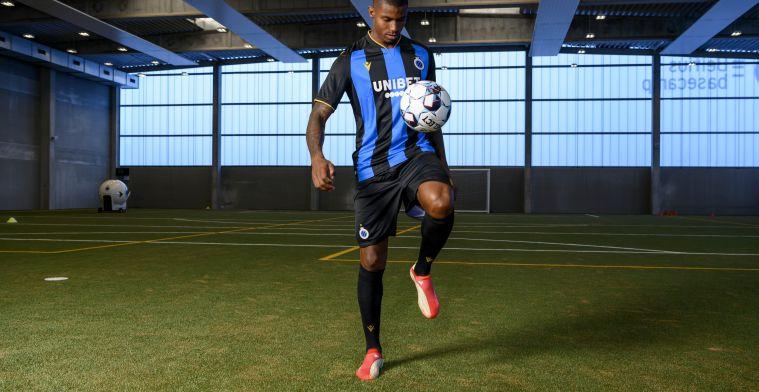 """Club Brugge-aanvaller Wesley praat over toekomstplannen: """"Alles begint hier"""""""