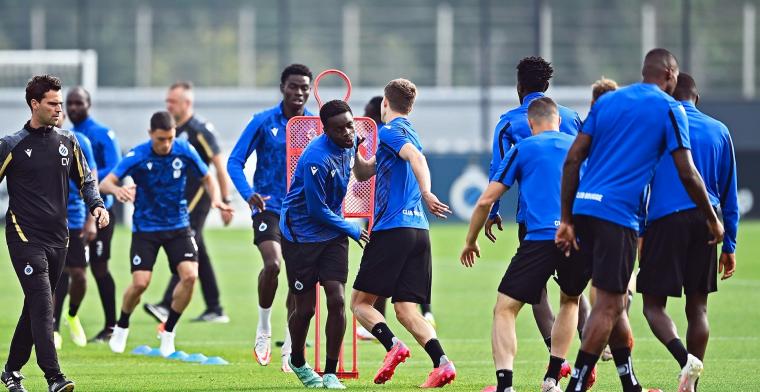 SELECTIE: Met deze 21 gaat Club Brugge de strijd met PSG aan