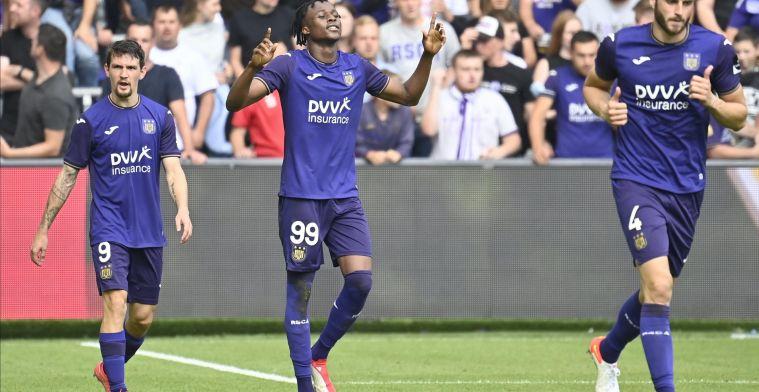 Club Brugge en Anderlecht leveren elk twee spelers af voor 'Team of the Week'