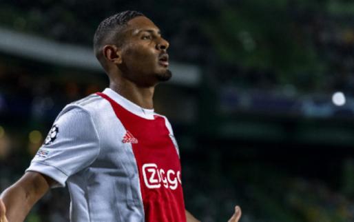 Ajax is weer wereldnieuws: 1-5 in Lissabon, ongelooflijke avond Haller