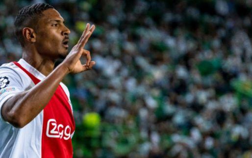 LIVE: Ajax kan eerste drie punten bijschrijven na geweldige wedstrijd (gesloten)