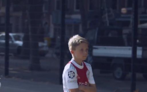 For the Future: talentjes spelen prachtige CL-hoogtepunten van Ajax na