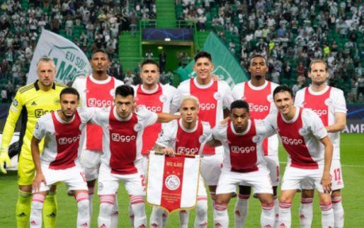 Spelersrapport: een 10 en een 9,5 na gedenkwaardige avond voor Ajax
