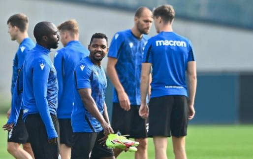 Club Brugge stoomt zich klaar voor clash met PSG met flitsende video
