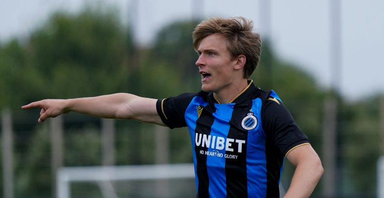 Club Brugge NXT houdt PSG in bedwang in eerste poulematch