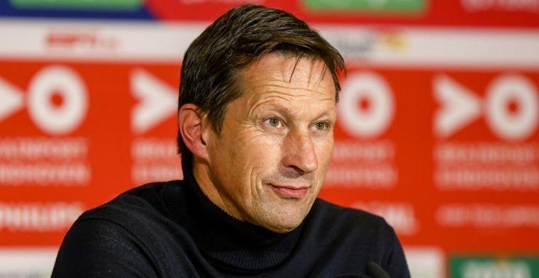 Schmidt ziet leider opstaan bij PSV: 'Hij heeft weer een grote stap gezet'