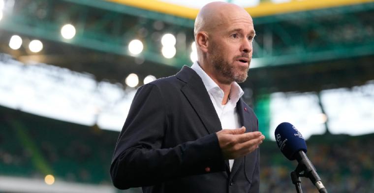 Ten Hag leert van vorig seizoen Ajax: Dat is de les van vorig jaar