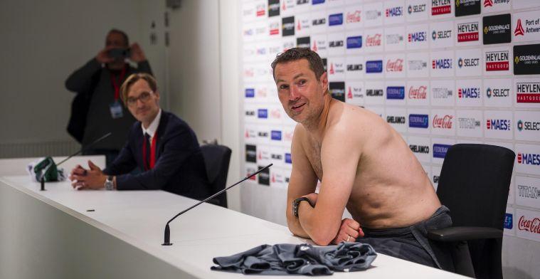 """Antwerp hekelt speelschema: """"Op dat vlak is de Champions League makkelijker"""""""