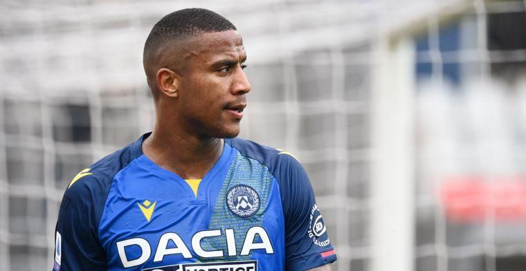 'Terugkeer naar Ajax zou droom zijn, maar de club is gericht op jonge spelers'