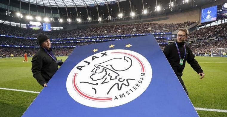 Ajax-talenten geven niet het goede voorbeeld: geen winst op Sporting