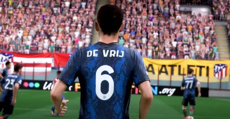 Ratings FIFA 22: Pepe sneller dan Van Dijk, Messi en Ronaldo niet langer top-twee