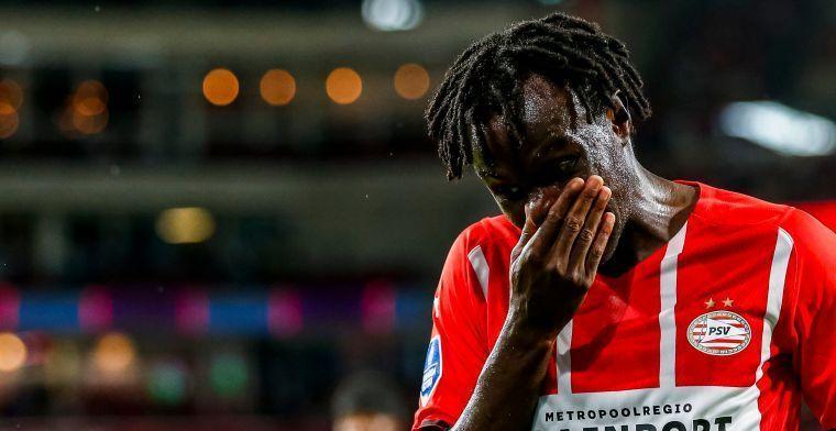 PSV'er Bruma doet verhaal: 'Was enorm eenzaam en vertrouwde bijna niemand'