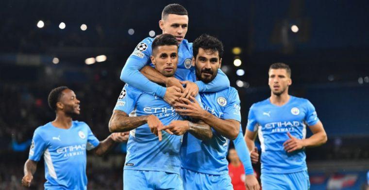 De Bruyne en Origi aan het feest met Manchester City en Liverpool