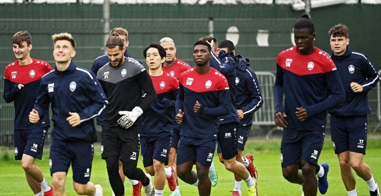 Antwerp toont ambitie in Europa League: Willen iets neerzetten