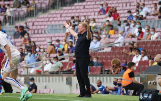 TV3: Koeman op drempel van ontslag, Barça-top hikt tegen afkoopsom aan