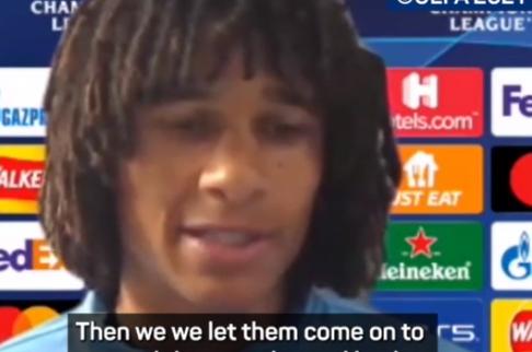 Aké niet blij ondanks belangrijke Champions League-goal: 'Mag niet gebeuren'
