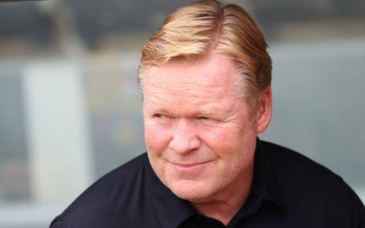 Sport: Laporta is 'woedend' op Koeman en stelt ultimatum van drie wedstrijden