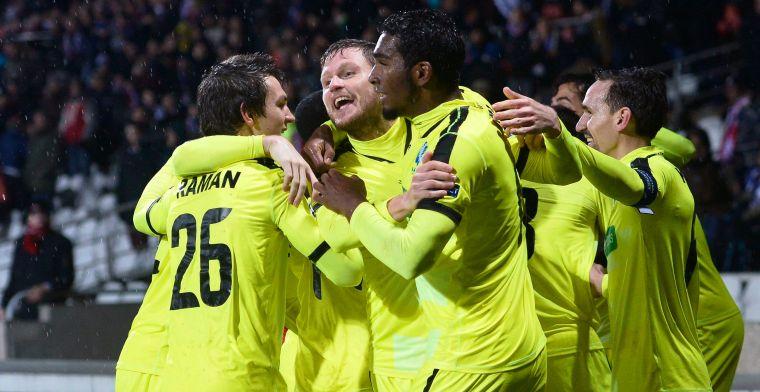 Stunten in Europa: naast Club Brugge deden ook RSCA, Genk, Gent en Standard het
