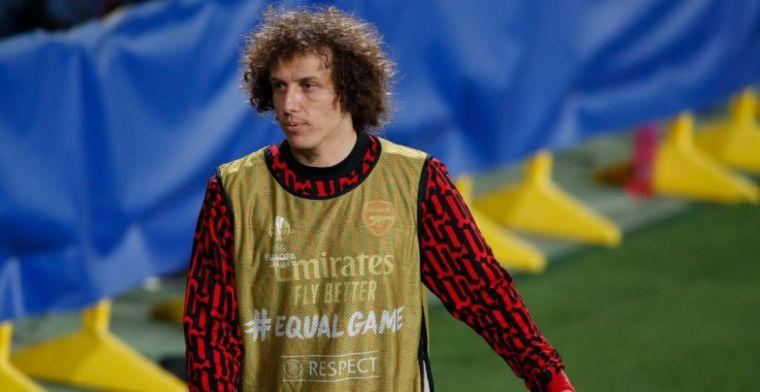 'Real Madrid-coach Ancelotti gooide een lijntje uit en belde met David Luiz'