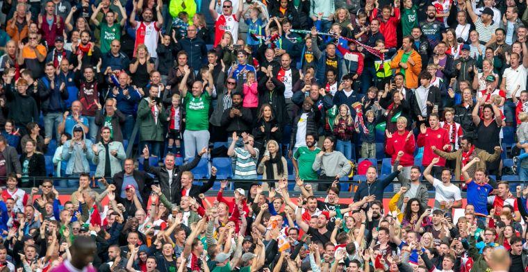Feyenoord is 70.000 euro kwijt en neemt maatregelen voor Europese avonden