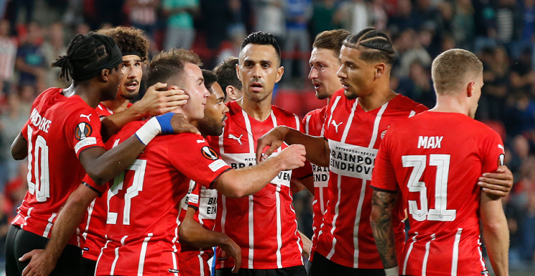 LIVE: PSV en AZ beginnen met gelijkspel, Vitesse boekt zege (gesloten)