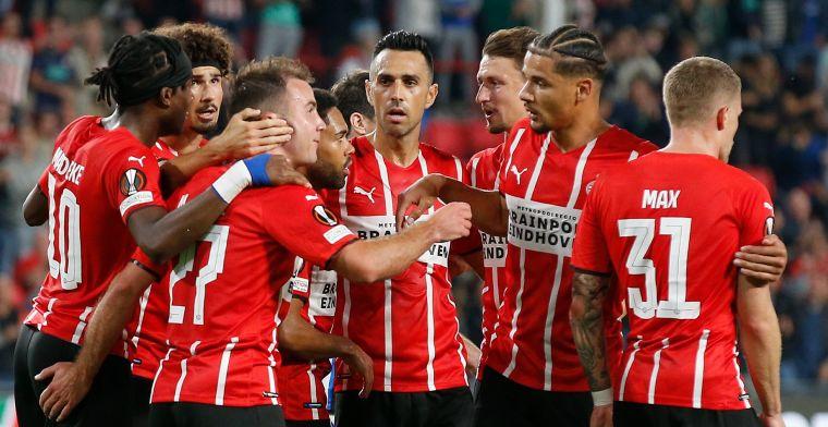 Spelersrapport PSV: één absolute uitblinker in Philips Stadion, één onvoldoende