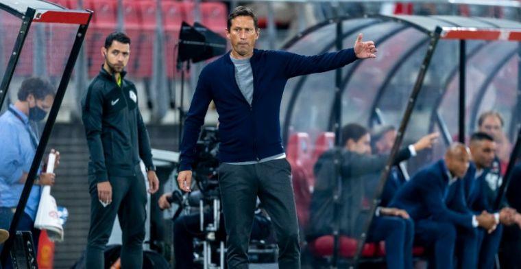 PSV-trainer Schmidt op zijn hoede: 'Daar is Sociedad erg goed in'