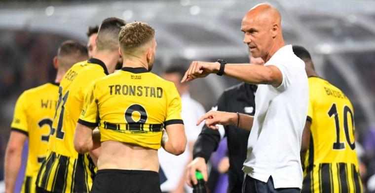 Letsch zet Vitesse met beide benen op de grond: 'Zijn Champions League-clubs'