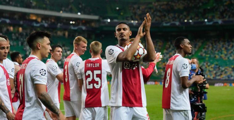 'In één klap wist Berghuis tegen Sporting weer waarom hij naar Ajax is gekomen'