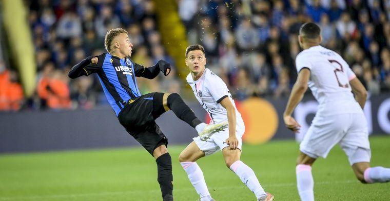 """Lang verkozen tot Man van de Match: """"Meerdere uitblinkers bij Club Brugge"""""""