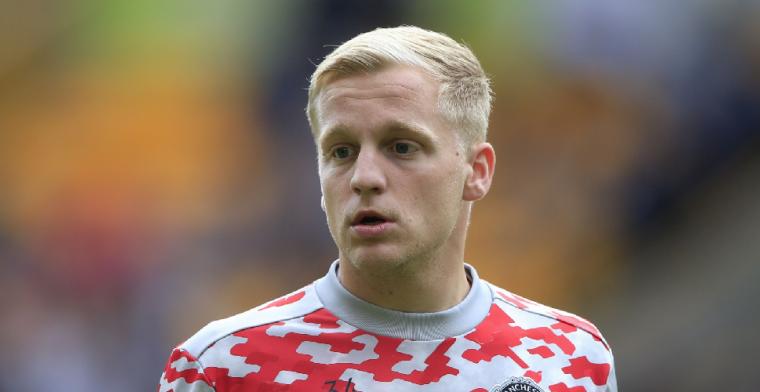 'Tijd raakt op' voor Van de Beek: 'Dit gebeurt er als je geld uitgeeft voor fans'