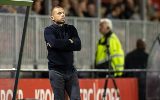 Heitinga onverbiddelijk voor De Waal na Jong Ajax-hattrick: 'Dan zat hij naast me'