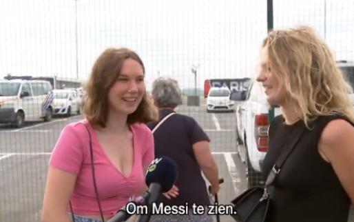 Humor: Belgische studenten maken reportage over Club Brugge - PSG
