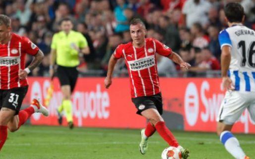 Afbeelding: 'Meeslepend gevecht het antwoord van PSV op show van Ajax in Lissabon'