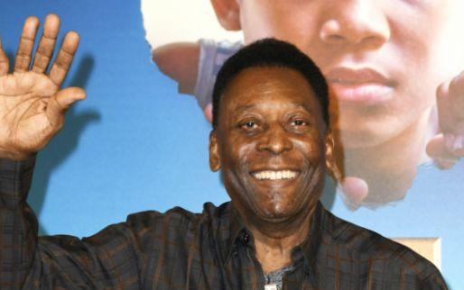 Afbeelding: 'Pelé (80) ligt weer op intensive care na nieuwe gezondheidsklachten'